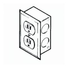Labconco™ Fume Hood Electrical Receptacle Kits