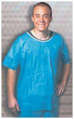 International Enviroguard™ Soft Scrubs™ Disposable Short Sleeve Shirts