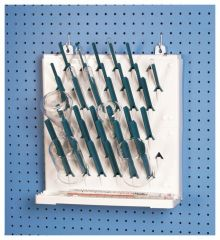 Bel-Art™ Lab-Aire™ II Glassware Drying Racks
