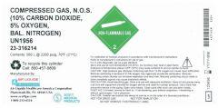 Scott Medical Pulmonary Function Gases