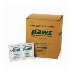 Moore Medical Safetec PAWS™ Antimicrobial Wipes