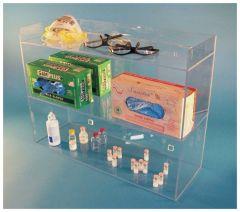 S-Curve™ Laboratory Storage Shelves