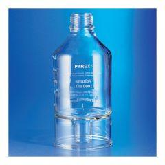 PYREX™ HPLC Reservoir, Single Cavity, 1L, 260 x 120 (H x Dia.)