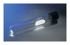 PYREX™ Reusable Glass Tubes with Rubber-Lined Caps