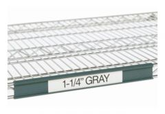 Metro™ Wire Shelving Accessory, Label Holders