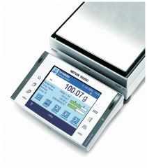 Mettler Toledo™ XP Series Precision Electronic Toploading Balances: Readability 10mg