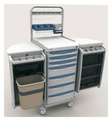 Metro™ Preconfigured Airway Cart