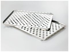 Thermo Scientific™ Shelves for Thermo Scientific™ Heratherm Ovens and Incubators, Perforated stainless-steel shelf for Advanced Protocol / Advanced Protocol Security 100L Incubator