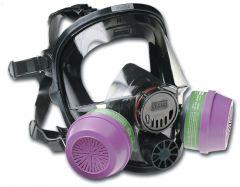 Honeywell™ North™ 7600 Series Silicone Full-Facepiece Respirator