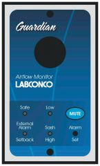 Labconco™ Guardian™ Airflow Monitor
