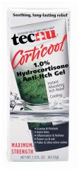 Tec Labs™ Corticool™ 1% Hydrocortisone Anti-itch Gel