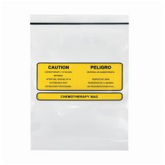 Minigrip™ LabGuard™ Chemotherapy Bags with Absorbent Pad