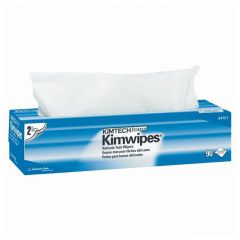 Kimberly-Clark Professional™ Kimtech Science™ Kimwipes™ Delicate Task Wipers, 2-Ply