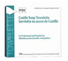 PDI™ Castile Soap Towelette