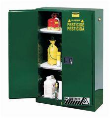 Justrite™ Sure-Grip™ EX Pesticide Cabinets