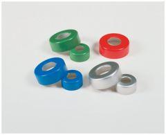 DWK Life Sciences Kimble™ Open-Top Aluminum Seals, Color Coded