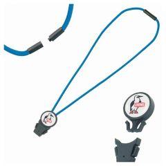 Chums™ 5mm Nylon Rope Detachable Breakaway Lanyards