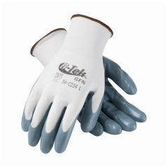 PIP™ G-Tek™ Seamless Knit Nylon Gloves with Nitrile Coated Foam Grip
