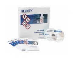 Brady™ GHS HazCom Training Program Kit