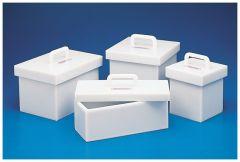 Bel-Art™ SP Scienceware™ Lead-Lined Polyethylene Storage Boxes