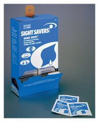Bausch & Lomb™ Sight Savers™ Pre-Moistened Lens and General Cleaning Wipes with Anti-Fog