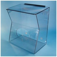 S-Curve™ X-Large Storage Bin Dispenser