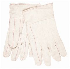 MCR Safety Double-Palm Cotton Gloves