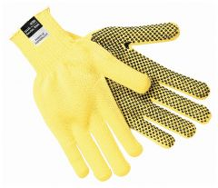 MCR Safety Aramid Fiber Gloves with PVC Dots