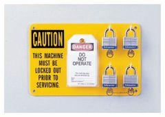 Brady™ Personal Lockout Station