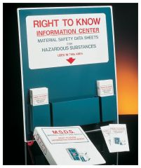 National Marker™ Right-to-Know Information Center