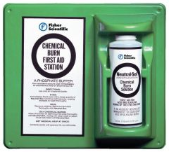 Fisherbrand™ Neutral-Sol™ Chemical Burn First Aid Station