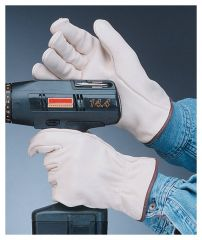 Fisherbrand™ Leather Driver's Gloves