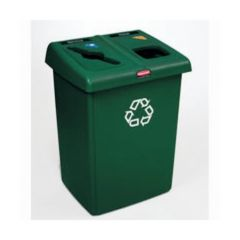 Rubbermaid™ 1/2 Glutton™ Recycling Station