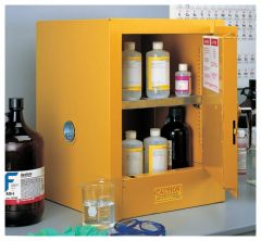 Justrite™ Flammables Single-Door Benchtop Cabinet