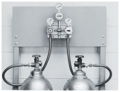 Restek™ Critical Purity Switchover System for Noncorrosive Service