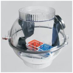 Bel-Art™ SP Scienceware™ Techni-Dome™ 360 Glove Chamber
