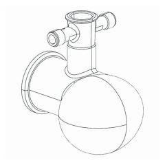 BUCHI B-585 Glass Oven Accessory, Hood Cover