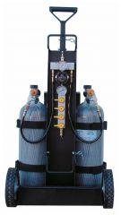 Air Systems™ MULTI-PAK™ Bottled Air Carts