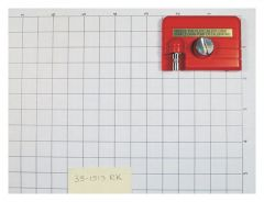 RKI GX-94 Detection Monitors: Sample Calibration Adapter Plate