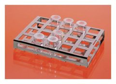 Fisherbrand™ Stainless-Steel Racks for Quartz Crucibles for Isotemp Furnaces