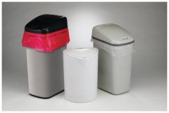 Bel-Art™ SP Scienceware™ Touch Free™ Automatic Waste Cans