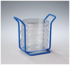 Bel-Art™ SP Scienceware™ Poxygrid™ 100mL Petri Dish Mini Rack