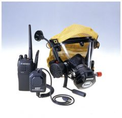 Scott Safety™ E-Z Radiocom™ II
