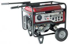 Tele-Lite™ Honda™ Deluxe Portable Generators