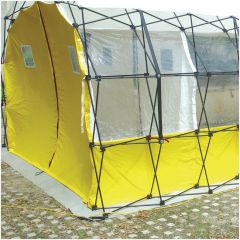 Air Boss™ Defense IRT Outdoor Negative Pressure Isolation Shelters