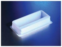 Corning™ Costar™ Sterile Disposable Reagent Reservoirs, 50mL; White; Bulk (5/bag)