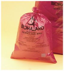 Bel-Art™ SP Scienceware™ Super Biohazard Disposal Bags