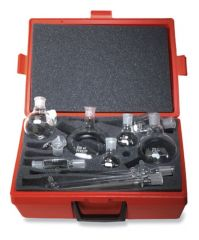 PYREX™ Chemistry Kits, Components with 19/22 standard taper Joints