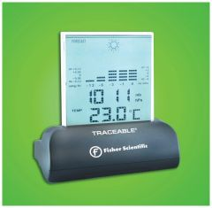 Fisherbrand™ Traceable™ Workstation Digital Barometer