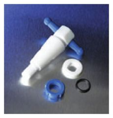 PYREX™ PTFE Product Standard Straight Bore Stopcock Plug Assembly